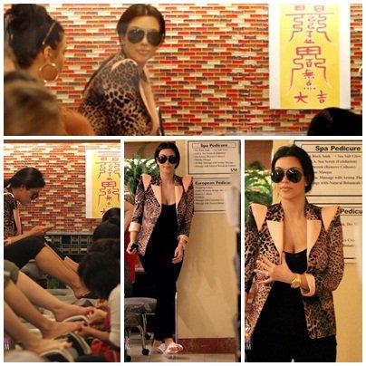 16/10/11 Kim Au Nail Studio a Manhattan