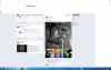 Les premières publications de Loulou sur Facebook