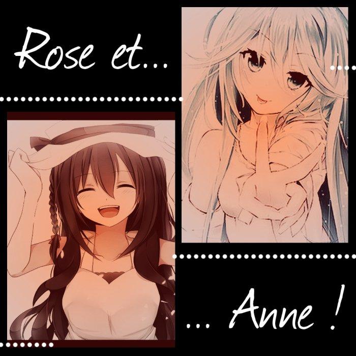 Blog d'Anne et de Rose