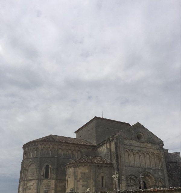 Eglise Sainte -Radegonde