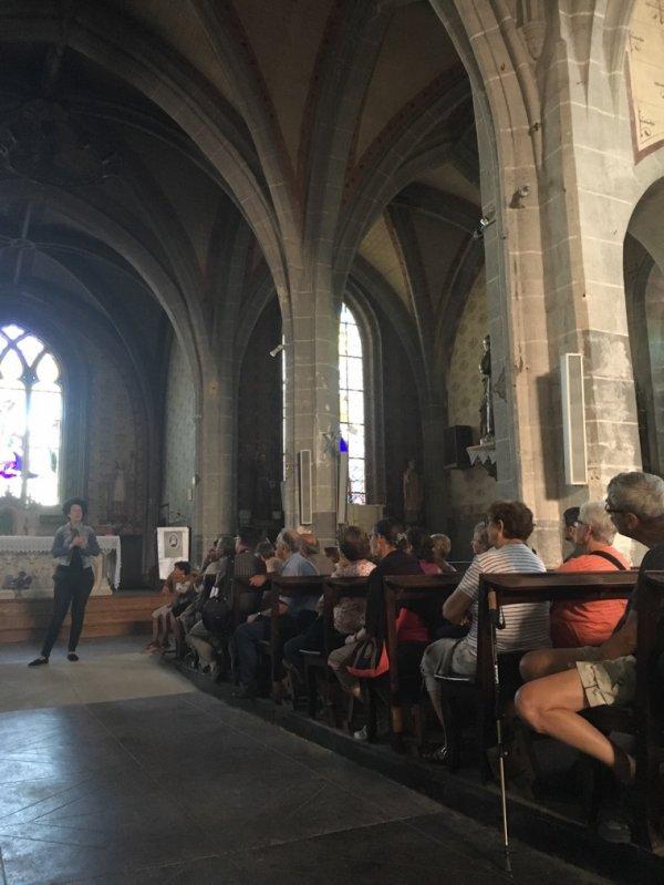 Eglise de Saint Aubin Le Cloud