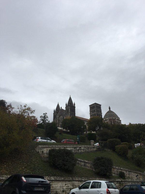 Cathédrale de Angoulème