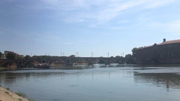 Pont Saint Pierre #toulouse