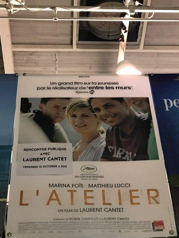 Film de Laurent Quantet