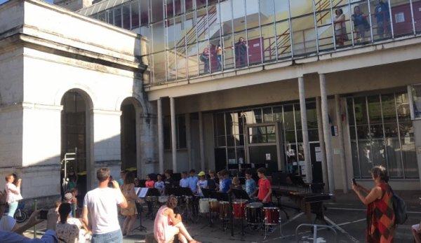 OAC   - Orchestre 5ème cham Collège Jules Verne