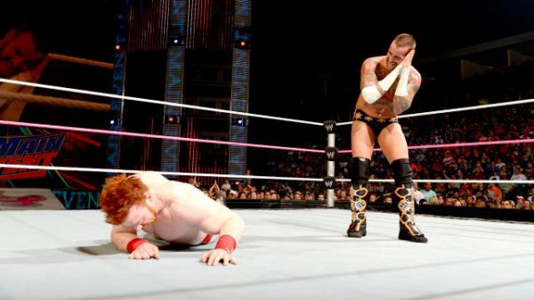 WWE Main Event 03/10/2012