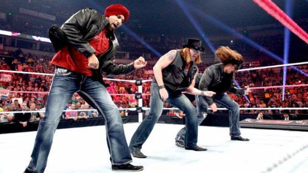 RAW 15/10/2012 Partie 1