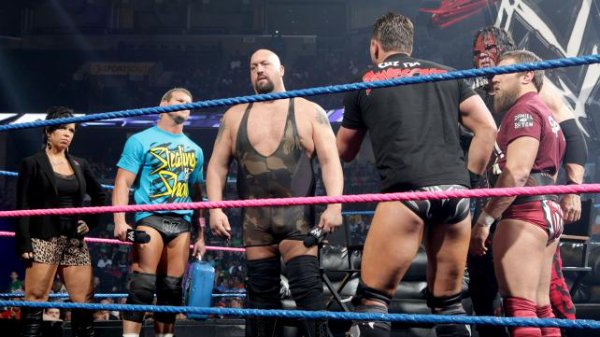 Smackdown 19/10/2012