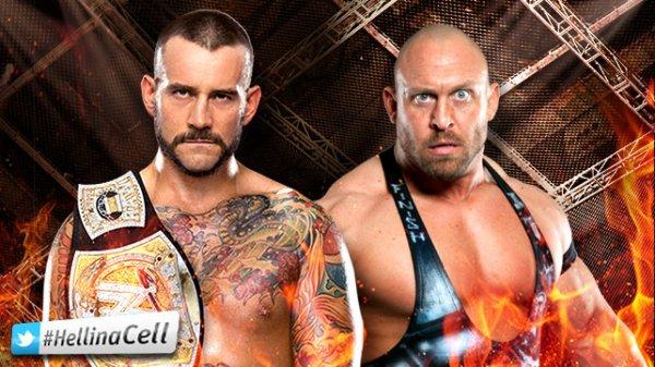 Ryback vs. CM Punk : un vrai casse-tête !