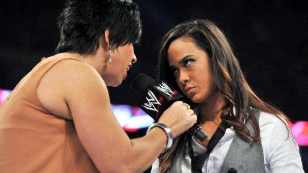 Vickie Guerrero va révéler des choses à RAW
