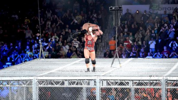 WWE Hell In The Cell 2012
