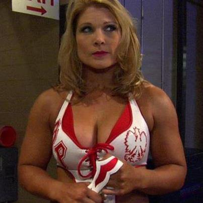 Beth Phoenix et la WWE
