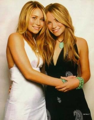 Mary Kate et Ashley Olsen