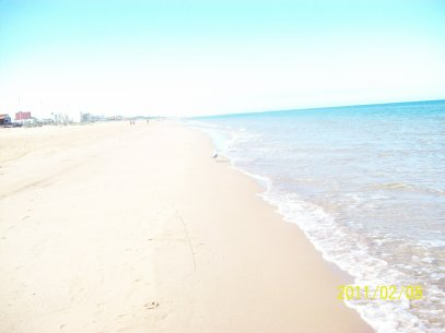 la plage de saidia