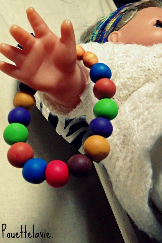 Création: Bracelet