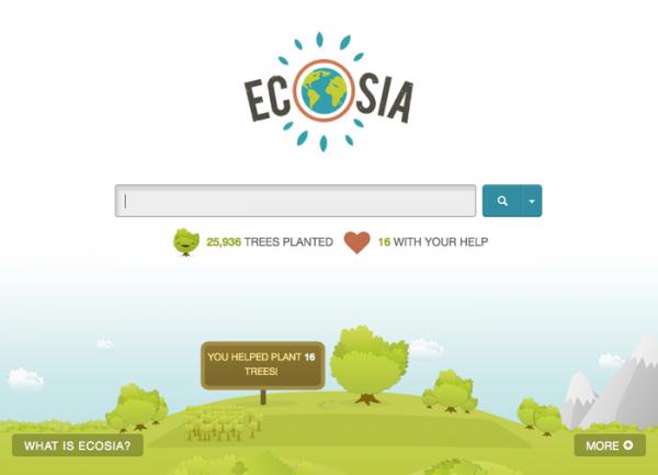 Planter des arbres en effectuant vos recherches