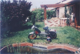 Evolution 103 sp 1993 à 1997