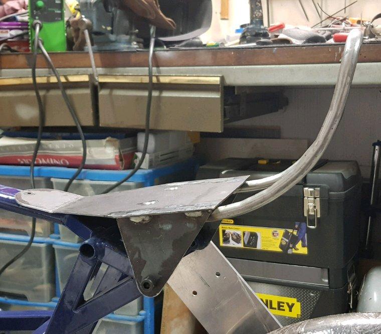 Finalisation forme coque et fabrication de la chaise_Conti g2 crx