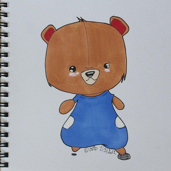 Teddy Bear FanArt