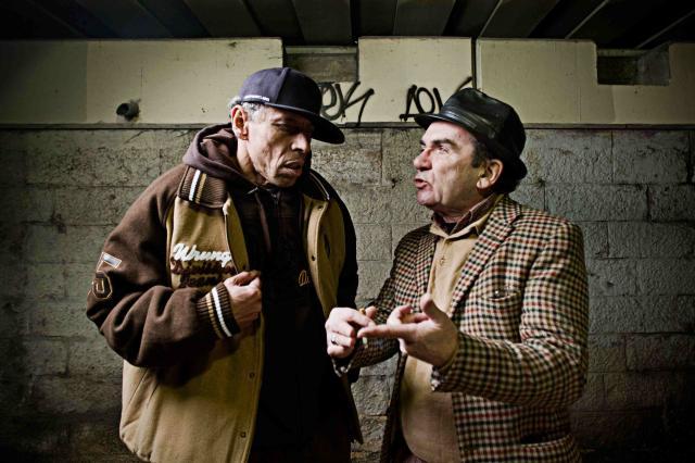 Zimlo le plus vieux rappeur de France