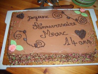 Gateau D Anniversaire A Marc Dudu57500