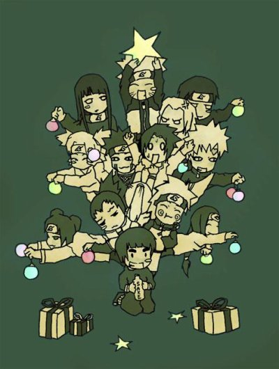 La magie de Noël (OS)