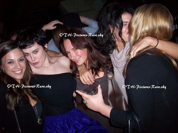 Jana & ses copines en soirée