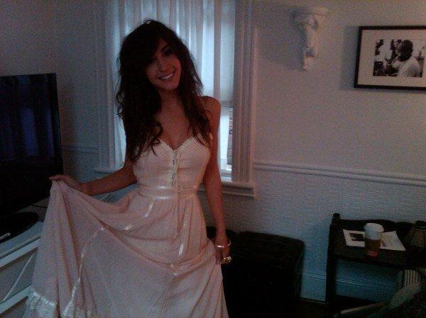 J'aime sa robe
