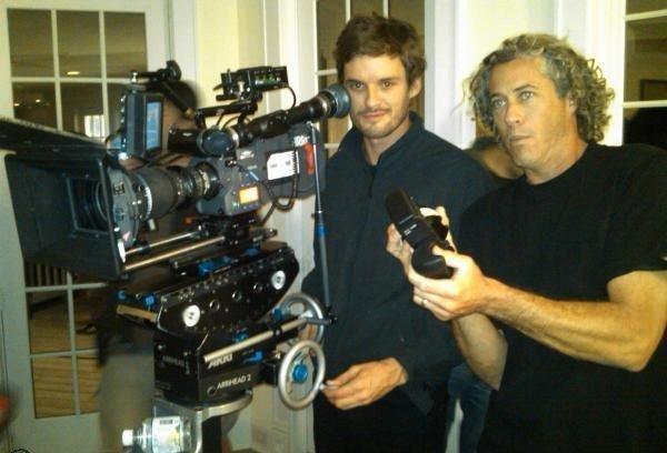 Austin : futur caméraman, réalisateur ?