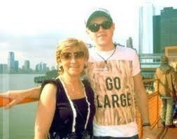 Niall Horan et sa maman !