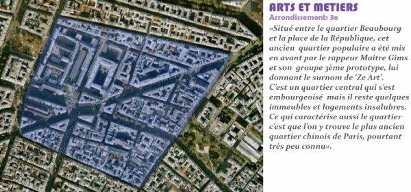 """ARTS ET METIERS """"ZE ART"""""""