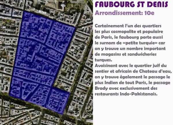 FAUBOURG SAINT-DENIS