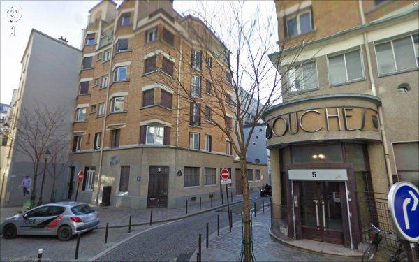 """JACQUES BONSERGENT """"Passage des Marais"""""""