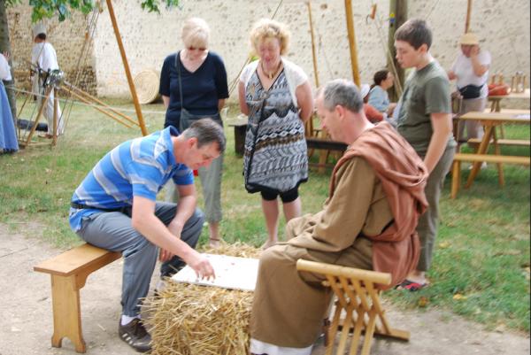 Villeneuve sur Yonne (89) : 14-15 août 2012