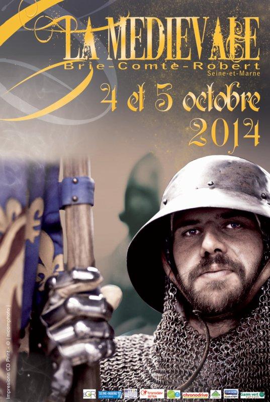 Brie-Comte-Robert (77) les 4 et 5 Octobre 2014