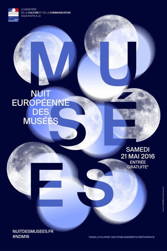 NUIT EUROPÉENNE DES MUSÉES SAMEDI 21 MAI 2016