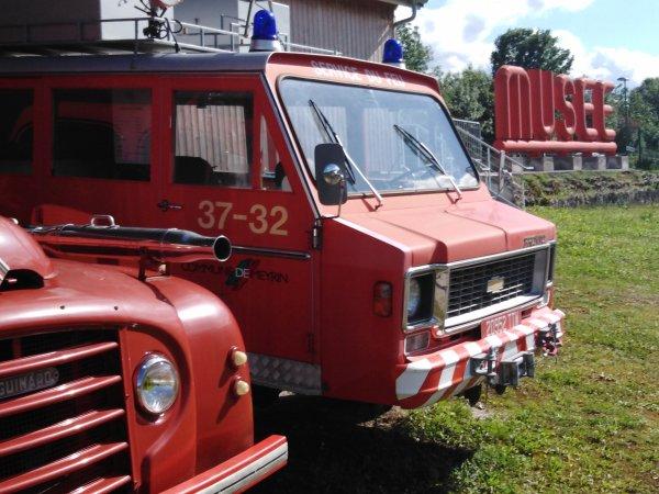 Le musée des Sapeurs-pompiers /  Gex
