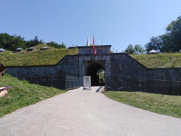 Fort de Tamié Un site d'exception sur les hauteurs d'Albertville