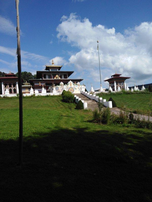 Temple de Paldenshangpa La boulaye