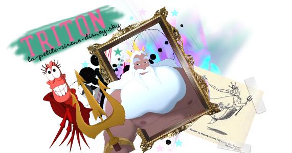 Fiche personnage : Le roi Triton