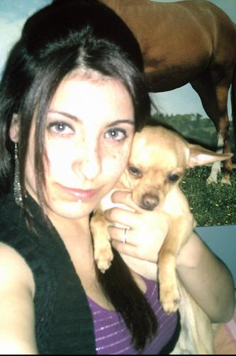 Moua et mon chichi