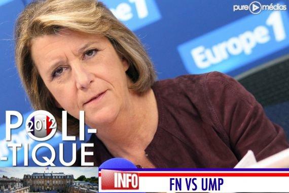 MARINE LE PEN VS NKM SUR I TÉLÉ ET EUROPE 1 LE 7 SEP.