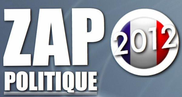 ZAP POLITIQUE 2012 N°9