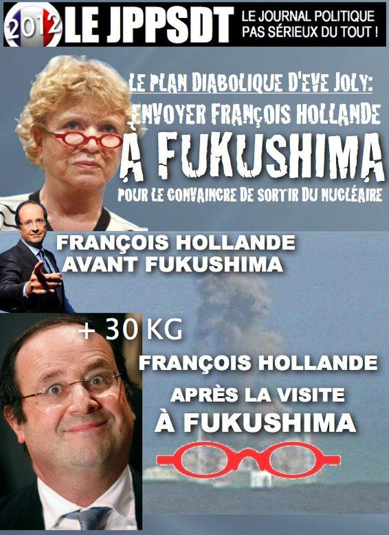 EXCLU MONDIAL LE JPPSDT: LE JOURNAL POLITIQUE PAS SÉRIEUX DU TOUT