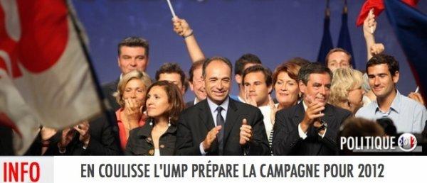 COULISSE: CE QUE PRÉPARE L'UMP !