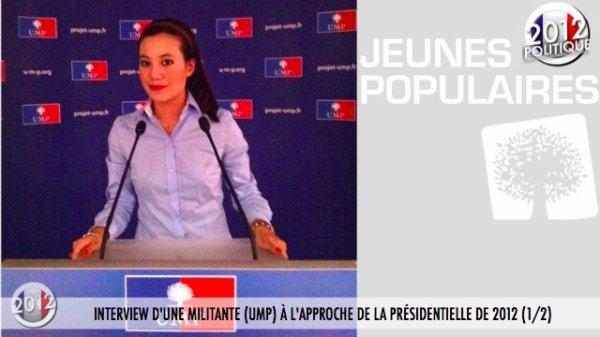 INTERVIEW D'UNE MILITANTE (UMP) À L'APPROCHE DE LA PRÉSIDENTIELLE DE 2012 (2/2)