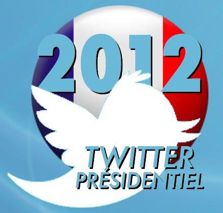 twitter présidentiel