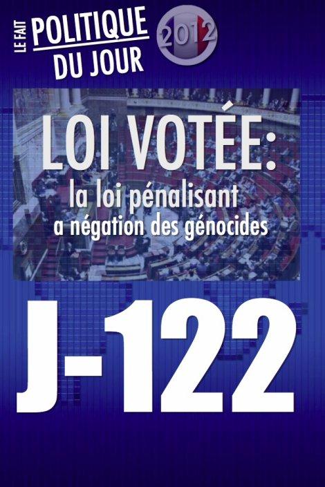 LE FAIT POLITIQUE DU JOUR: Droite et Gauche