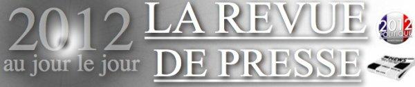 REVUE DE PRESSE (N°8)