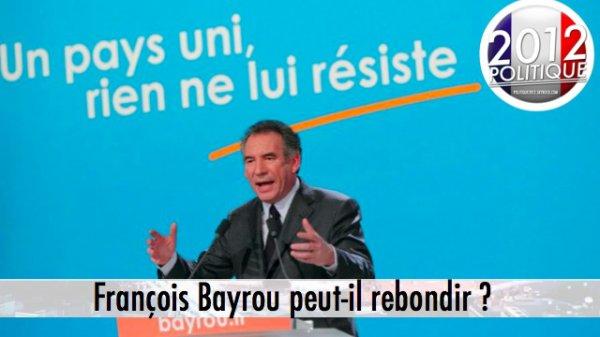 François Bayrou peut-il rebondir ?